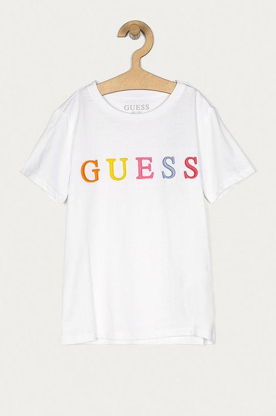 bílá Guess - Dětské tričko 116-175 cm Chlapecký