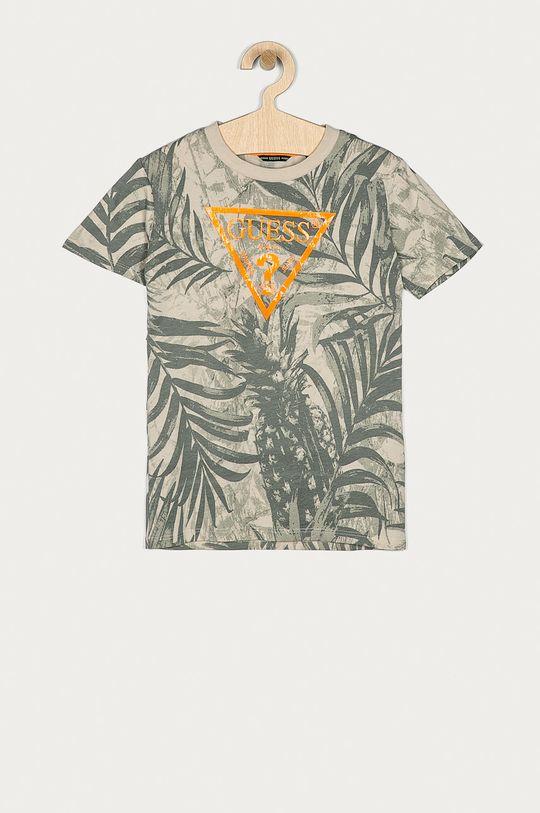 zelená Guess - Dětské tričko 116-175 cm Chlapecký