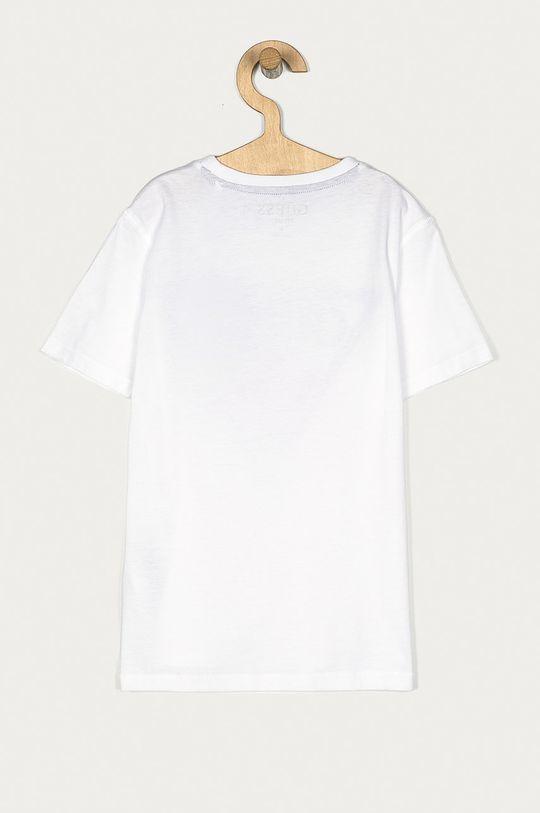 Guess - T-shirt dziecięcy 128-175 cm biały