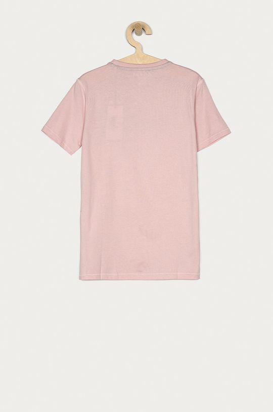 Guess - Dětské tričko 128-175 cm růžová