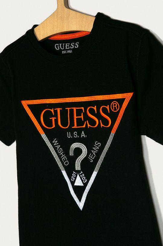 Guess - Dětské tričko 128-175 cm  98% Bavlna, 2% Elastan