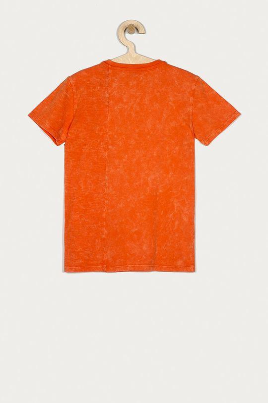 Guess - Dětské tričko 128-175 cm oranžová