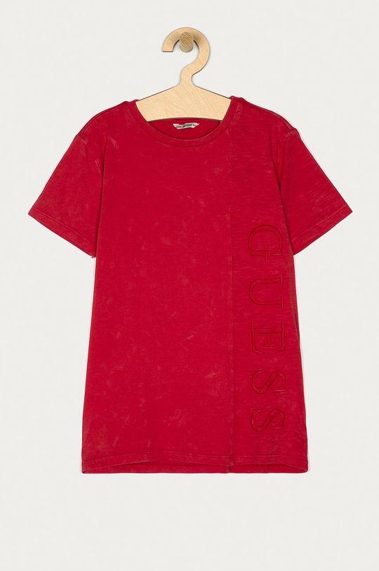 červená Guess - Dětské tričko 128-175 cm Chlapecký