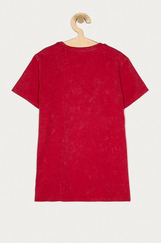 Guess - Dětské tričko 128-175 cm červená