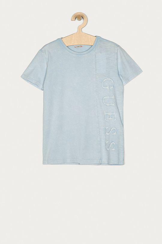 modrá Guess - Dětské tričko 128-175 cm Chlapecký