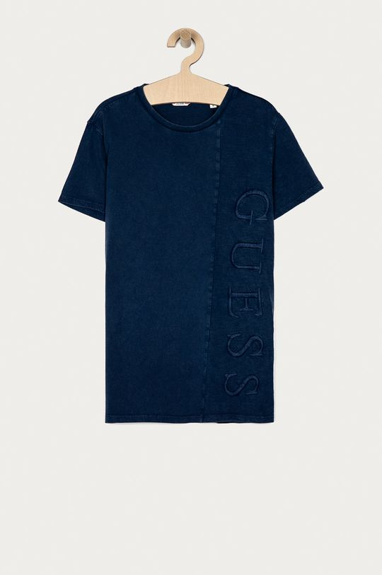 námořnická modř Guess - Dětské tričko 128-175 cm Chlapecký