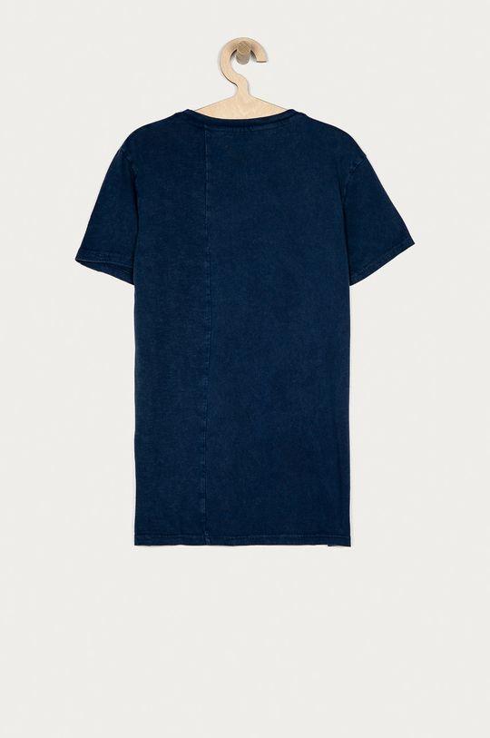 Guess - Dětské tričko 128-175 cm námořnická modř