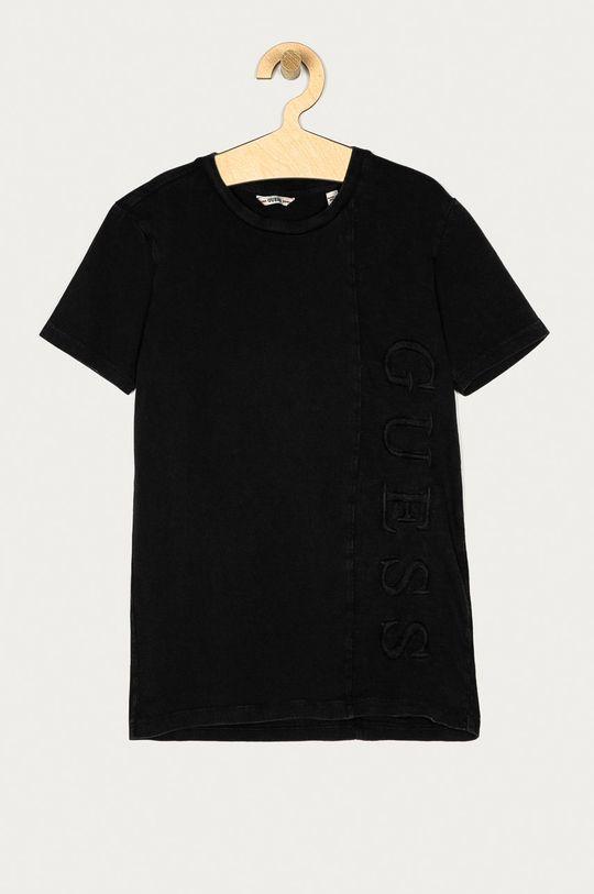 černá Guess - Dětské tričko 128-175 cm Chlapecký