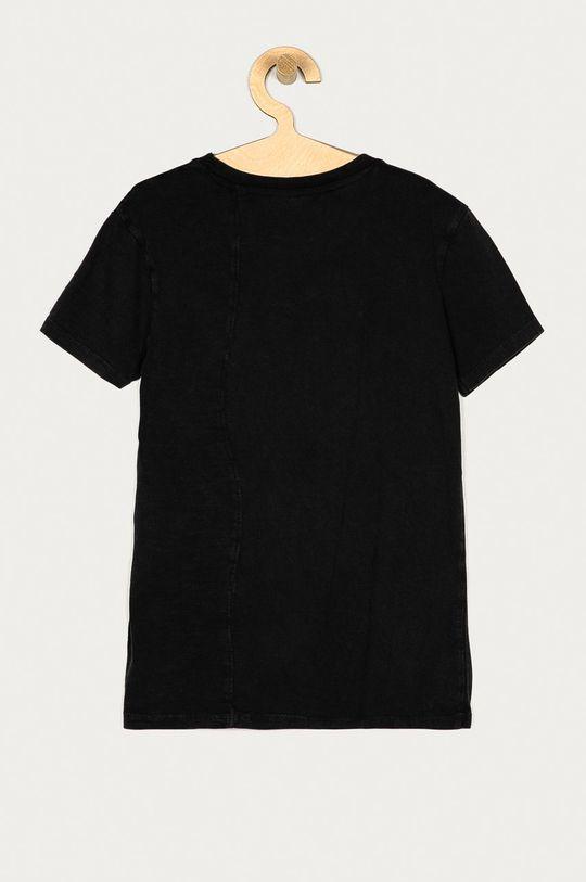Guess - Dětské tričko 128-175 cm černá