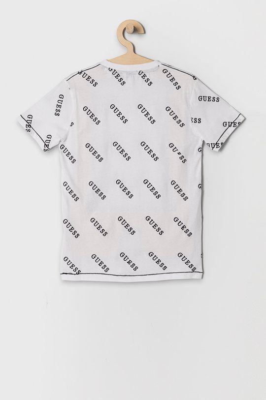 Guess - T-shirt dziecięcy 128-175 cm 100 % Bawełna
