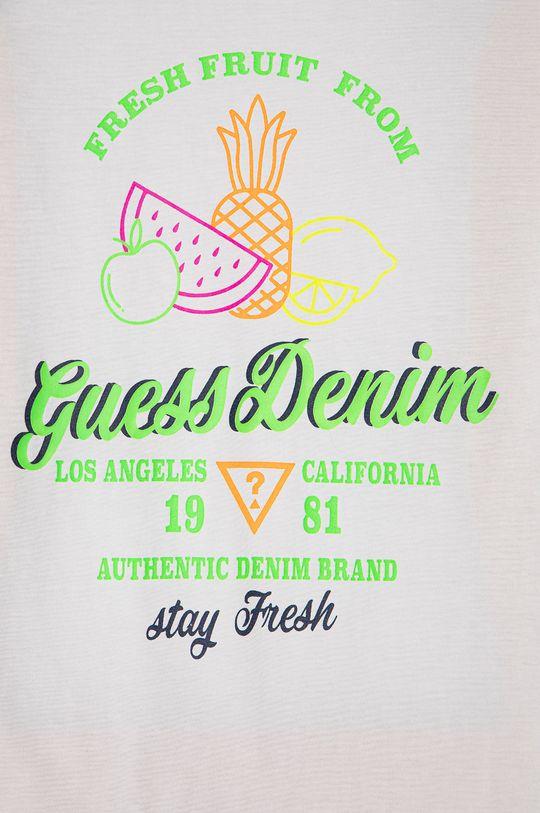Guess - Detské tričko 104-175 cm biela