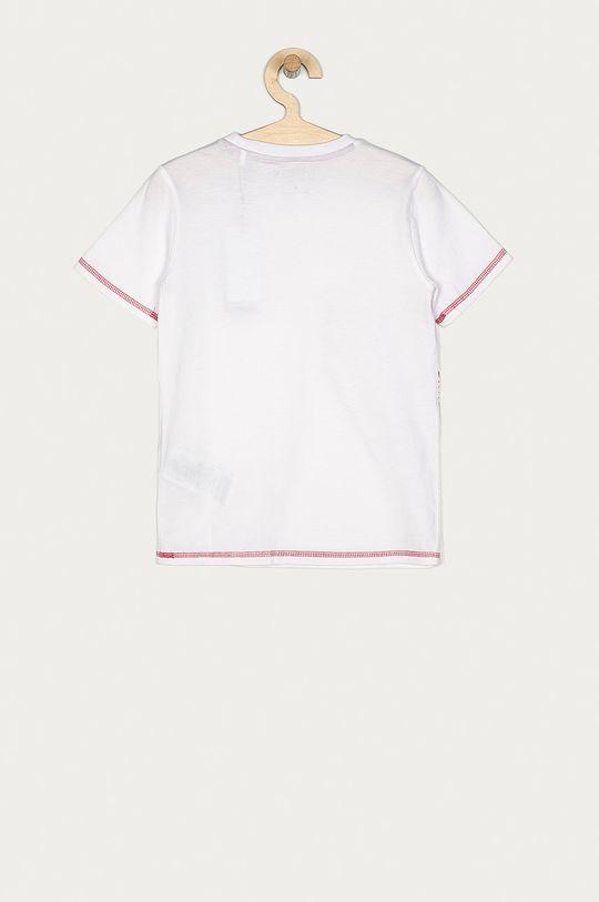 Guess - Dětské tričko 116-176 cm bílá