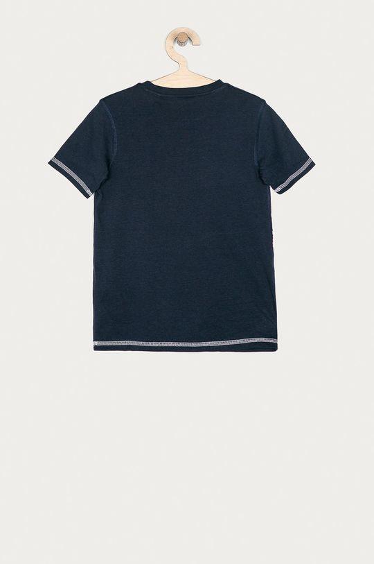 Guess - T-shirt dziecięcy 116-176 cm granatowy