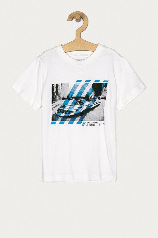 biela OVS - Detské tričko 104-140 cm Chlapčenský