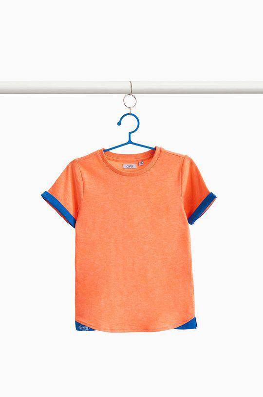 мандариновий OVS - Дитяча футболка 104-134 cm Для хлопчиків