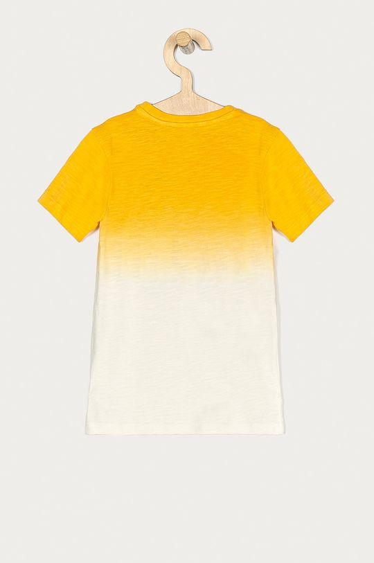 OVS - Dětské tričko 104-134 cm žlutá