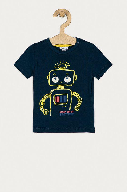 granatowy OVS - T-shirt dziecięcy 74-98 cm Chłopięcy