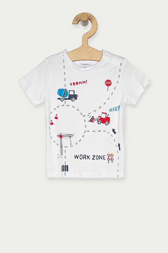 biały OVS - T-shirt dziecięcy 74-98 cm Chłopięcy
