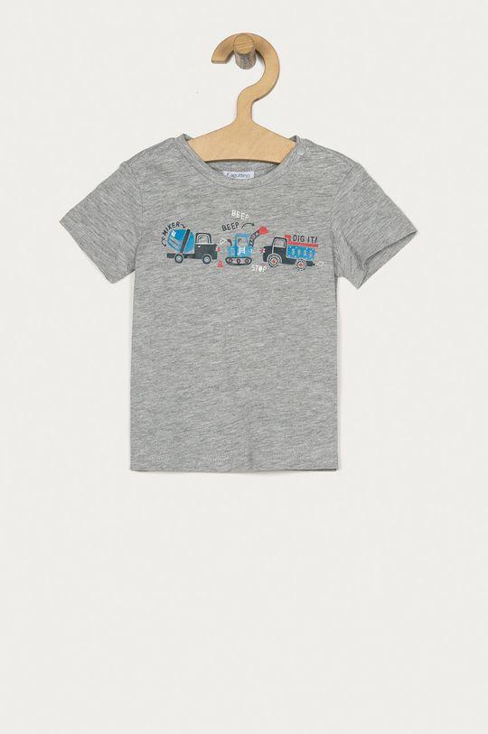 sivá OVS - Detské tričko 74-98 cm Chlapčenský