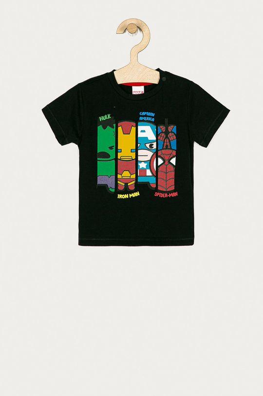 černá OVS - Dětské tričko 74-98 cm Chlapecký