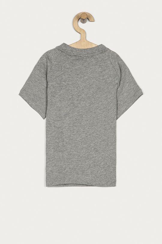 adidas Originals - Detské tričko 104-128 cm svetlosivá