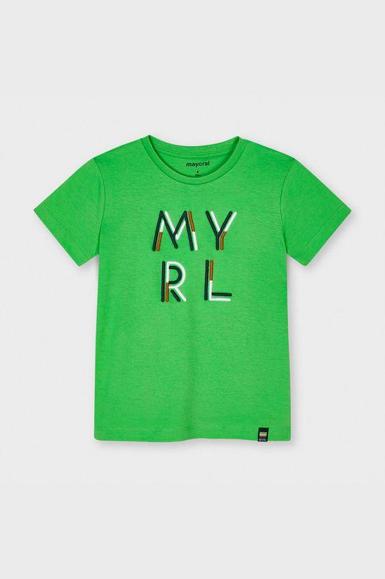 verde Mayoral - Tricou copii De băieți