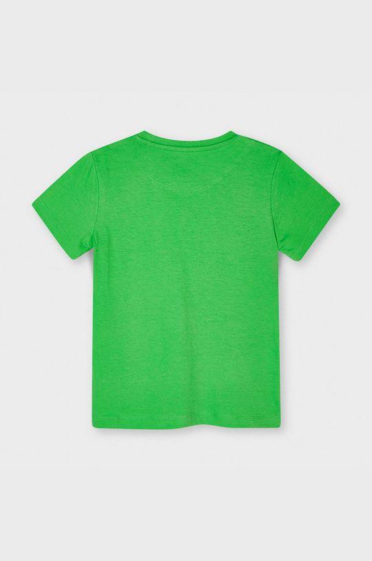 Mayoral - Tricou copii verde