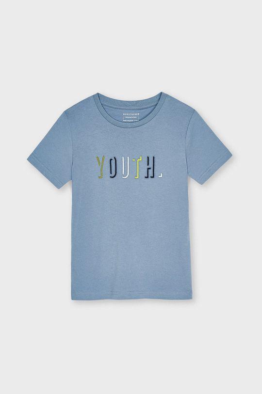 albastru pal Mayoral - Tricou copii De băieți