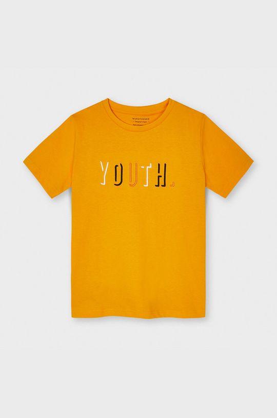broskyňová Mayoral - Detské tričko Chlapčenský