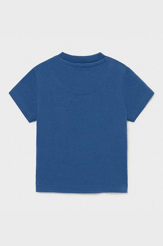 Mayoral - T-shirt dziecięcy fioletowy