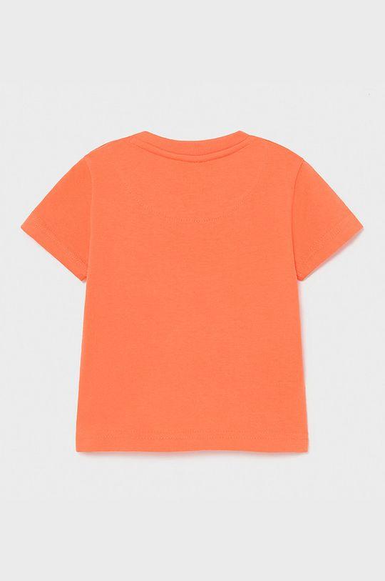 Mayoral - Tricou copii roz ascutit