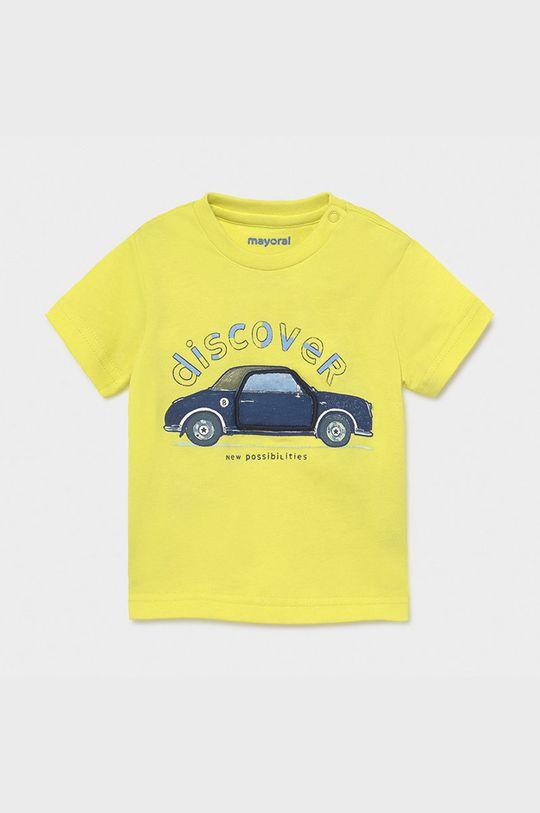 mustar Mayoral - Tricou copii De băieți