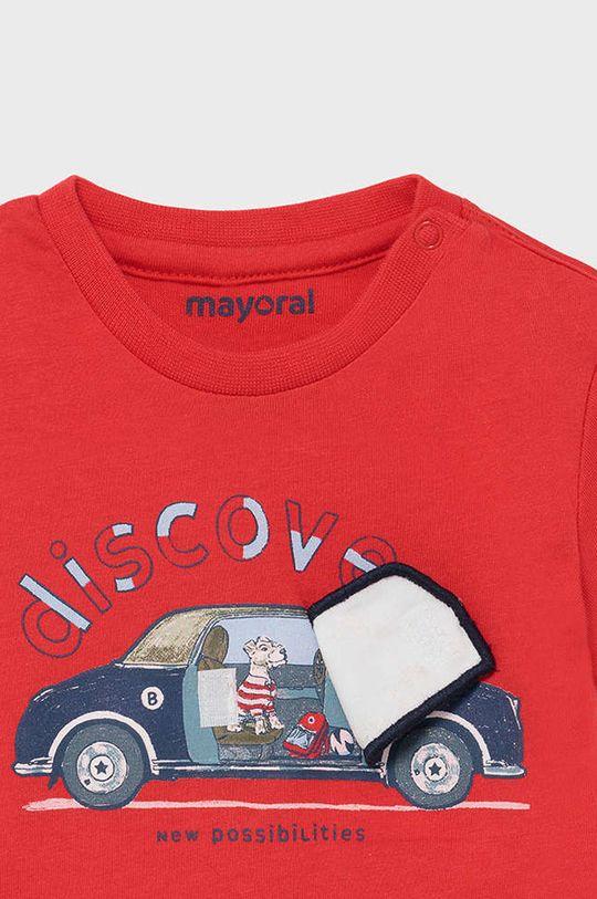 Mayoral - Tricou copii  100% Bumbac