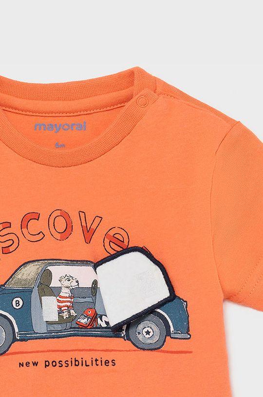 Mayoral - T-shirt dziecięcy 100 % Bawełna