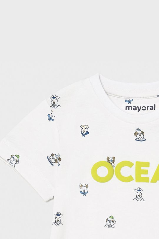 Mayoral - Tricou copii (2-pack)  100% Bumbac