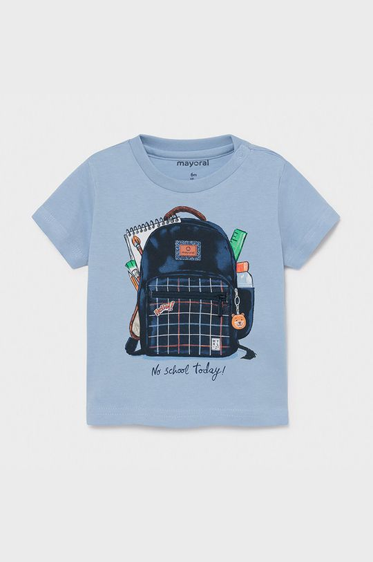 světle modrá Mayoral - Dětské tričko Chlapecký