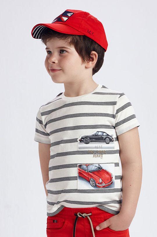 čierna Mayoral - Detské tričko Chlapčenský