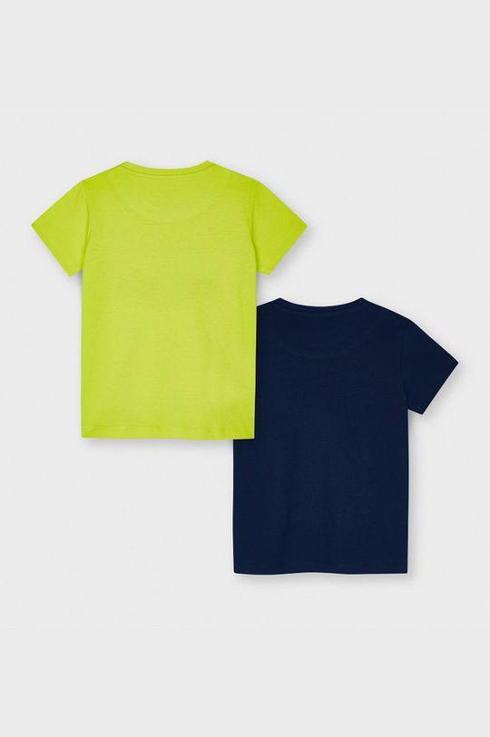 Mayoral - Tricou copii (2-PACK) galben