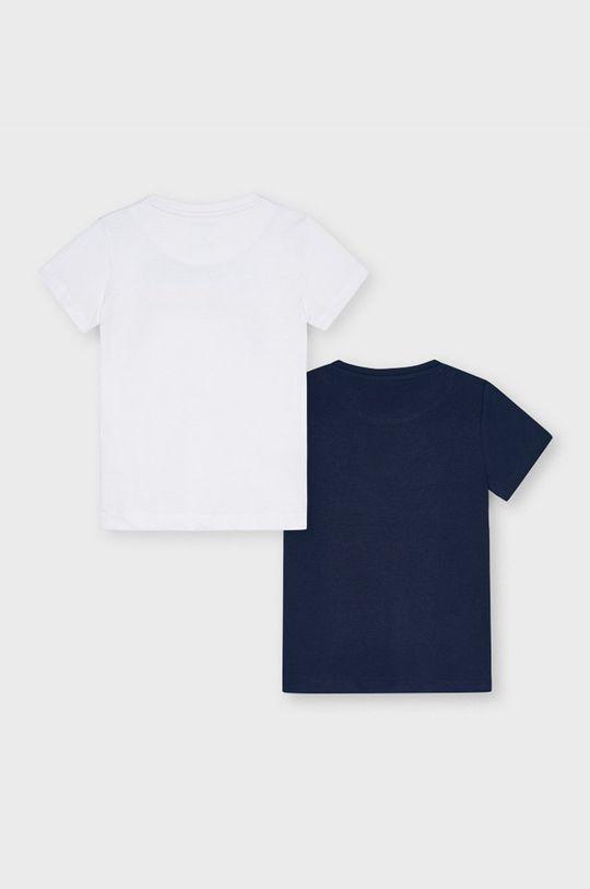 Mayoral - Tricou copii (2-PACK) bleumarin