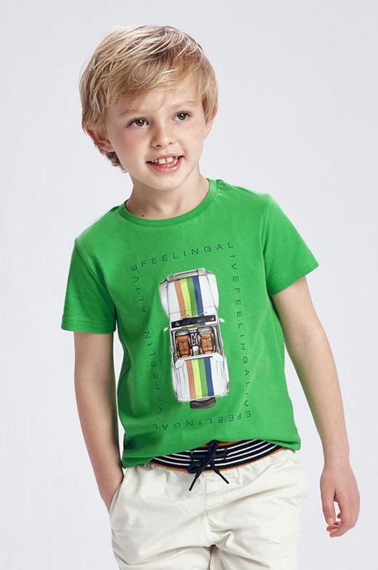 verde ascutit Mayoral - Tricou copii De băieți