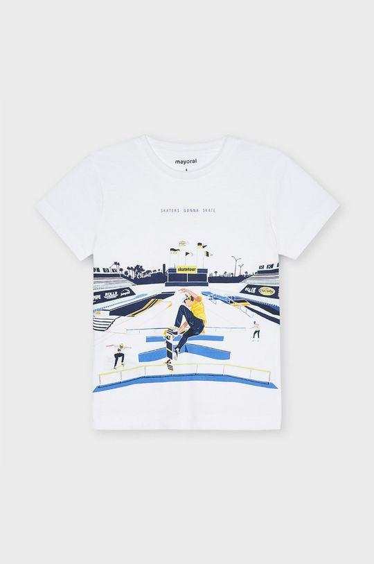 biela Mayoral - Detské tričko Chlapčenský