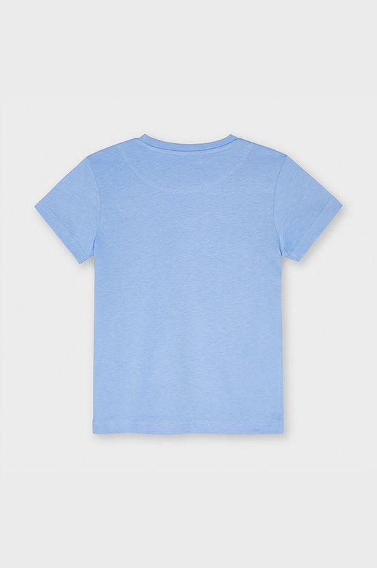 Mayoral - Tricou copii albastru deschis