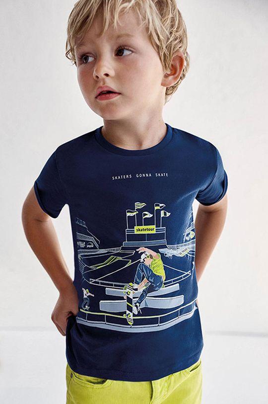 bleumarin Mayoral - Tricou copii De băieți