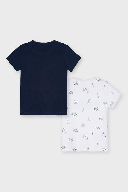 Mayoral - Detské tričko (2-pak) tmavomodrá