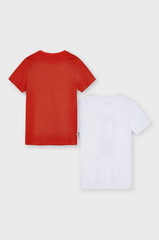 Mayoral - Tricou copii (2-pack) rosu