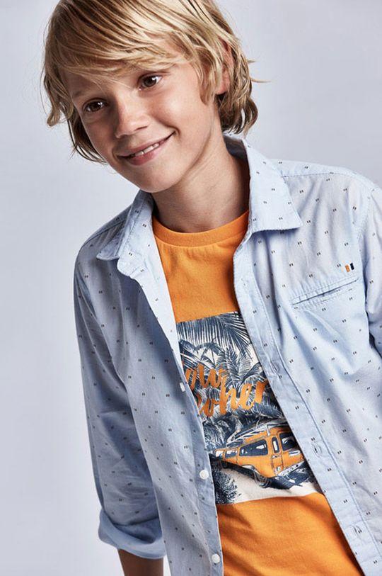Mayoral - Detské tričko oranžová