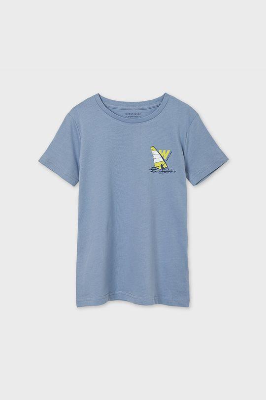 Mayoral - Tricou copii albastru pal
