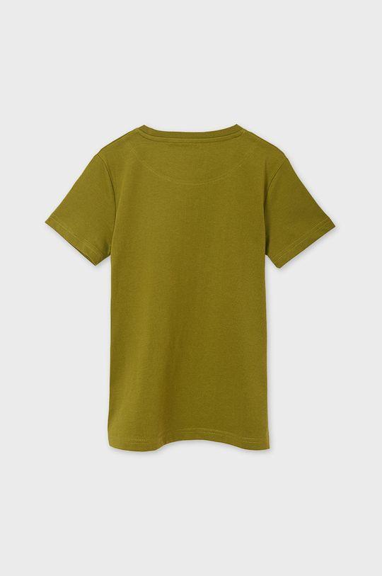 svetlá olivová Mayoral - Detské tričko