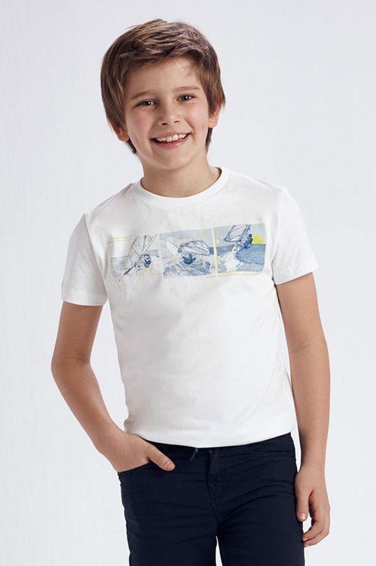 blady niebieski Mayoral - T-shirt dziecięcy 128-172 cm (2-pack) Chłopięcy