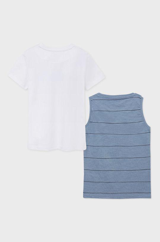 Mayoral - T-shirt dziecięcy 128-172 cm (2-pack) 100 % Bawełna
